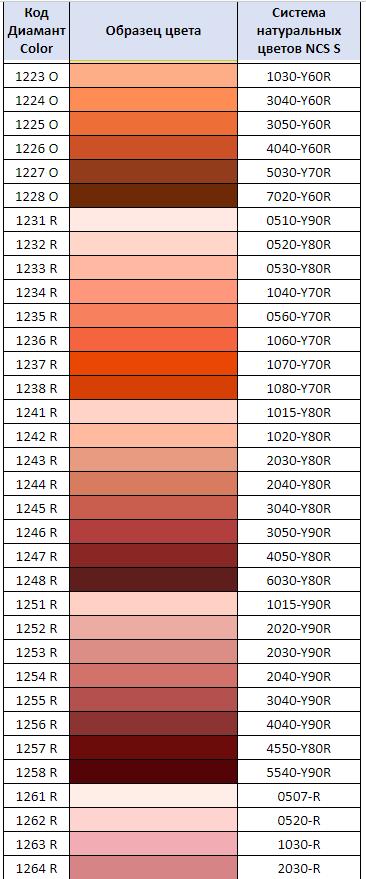 цвета часть 6